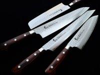 SAKAI TAKAYUKI hammered Damascus 33 layer VG-10 Japanese knife any type