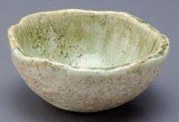 Shigaraki pottery Japanese Bowl nonohara D 13cm