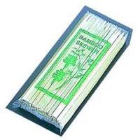 Bamboo skewer Washoku Yakitori oden dengaku flat Kushi any size 100 piece