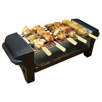 Yakitori electric grill compact grilled chicken 100V 470W