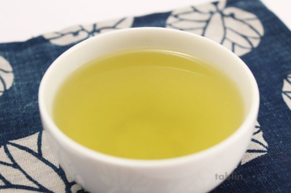 Photo2: High class Japanese green tea Taiko Karigane stem tea cha in Shizuoka 100g