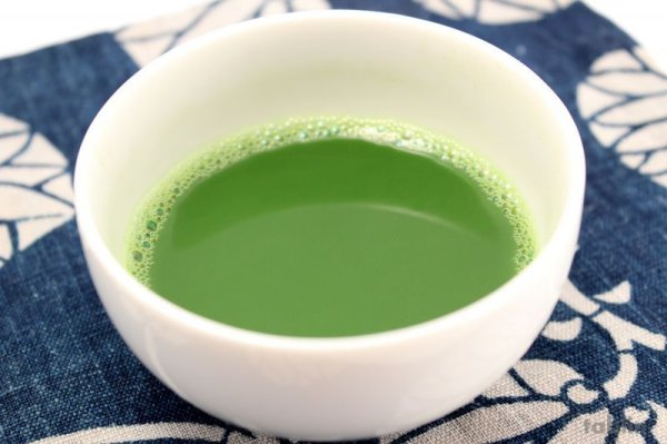 Photo3: Japanese sweet green tea blend with matcha Obarashunkoen 140g