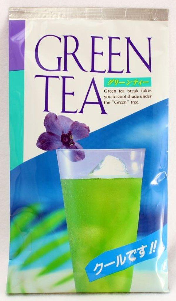 Photo4: Japanese sweet green tea blend with matcha Obarashunkoen 140g