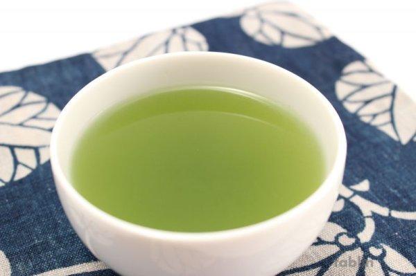 Photo2: High class Japanese green tea Sencha with Matcha in Kagoshima 100g
