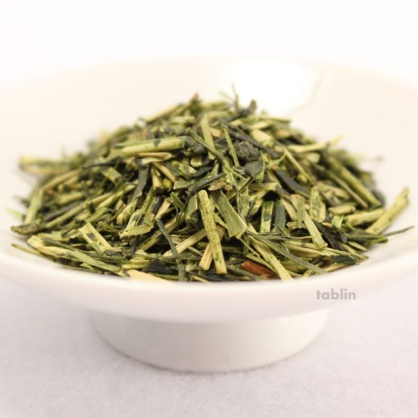 Photo1: High class Japanese green tea Taiko Karigane stem tea cha in Shizuoka 100g