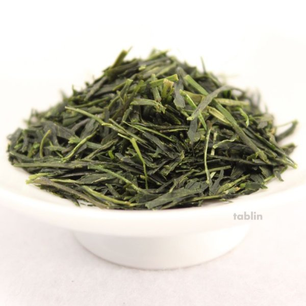 Photo1: High class Japanese green tea Taiko Sencha of Ohara farm in Kagoshima 100g
