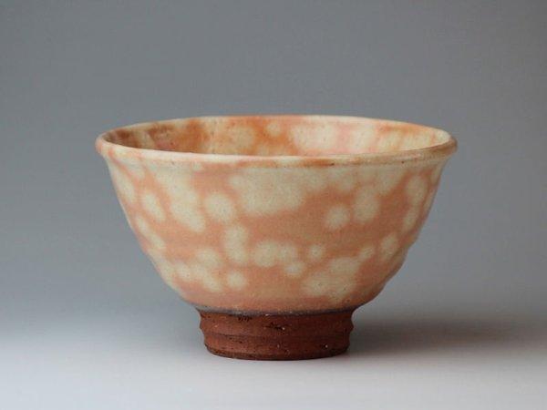 Photo2: Hagi yaki ware Japanese tea bowl Kobiki Idogata chawan Matcha Green Tea
