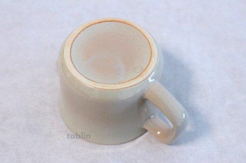 Other Images3: Hagi yaki ware Japanese tea pot Himetuti with stainless tea strainer 280ml