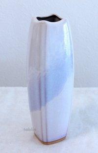 Hagi yaki ware Japanese vase Kiyotuki hanaike H 24.5cm