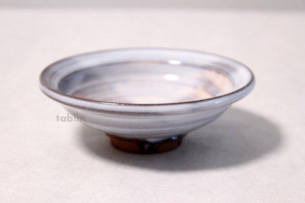 Photo5: Hagi yaki ware Japanese Sake bottle and Sake cup set Sakezoroe Keichiro