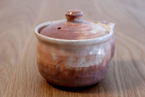Other Images3: Japanese tea set pot cups yusamashi Houhin Ayado pottery tea strainer 190ml
