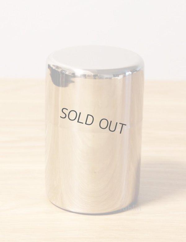 Photo1: Tea Caddy Kinto stainless tea container 300 ml