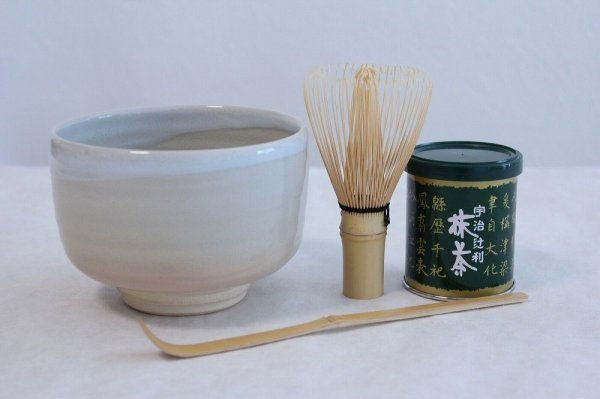 Photo1: Japanese tea ceremony Complete Set made by Japanese trad craft-man Himetuti