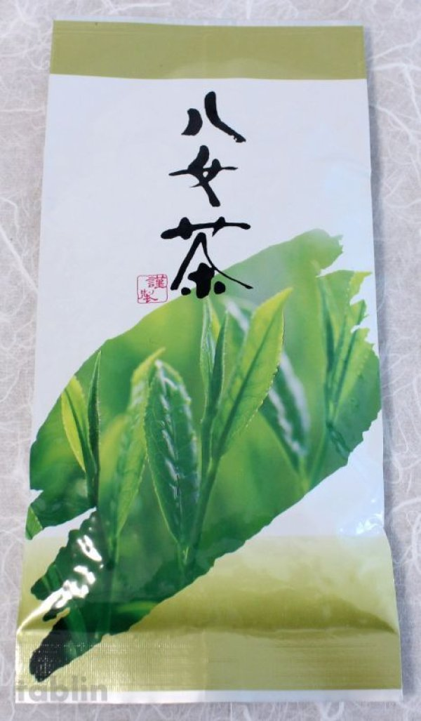 Photo3: High class Japanese green tea Kabusecha in Yame Fukuoka 90g
