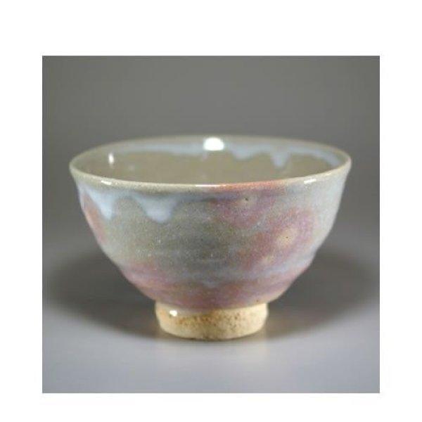 Photo5: Hagi ware Senryuzan climbing kiln Japanese matcha tea bowl hokage kyo