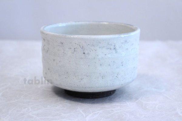 Photo1: Tokoname ware Japanese matcha tea bowl chawan wan white reki