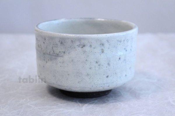 Photo2: Tokoname ware Japanese matcha tea bowl chawan wan white reki