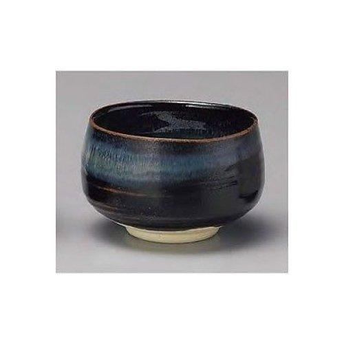 Other Images3: Tokoname ware Japanese tea bowl tenmoku line chawan Matcha Green Tea