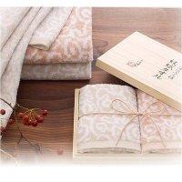 Imabari Towel Japan kinsei for wash cotton 33 x 35cm set of 2