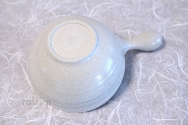 Photo5: Tokoname yaki ware Japanese Yusamashi tea tool for Sencha white ten 260ml