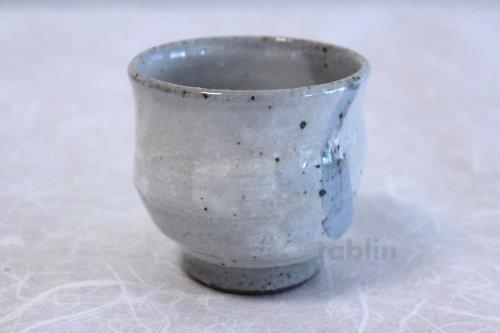Other Images1: Kutani porcelain Fugu Masato Tanaka Yunomi Japanese tea cup (set of 2)