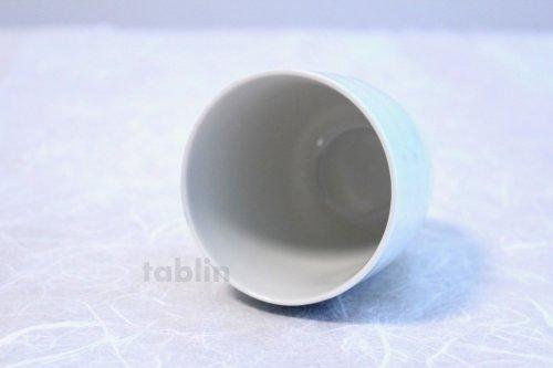 Other Images2: Kutani yaki ware Yunomi Marumon Usagi Japanese tea,sake cup 180ml
