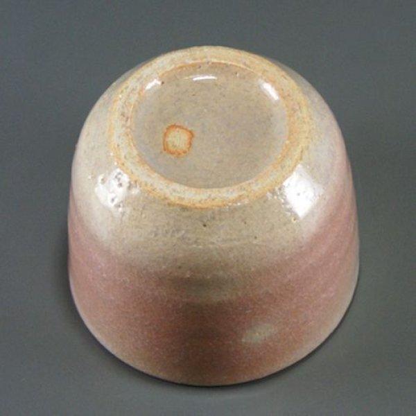 Photo3: Hagi ware Senryuzan climbing kiln Japanese pottery sake cup mag you H7cm