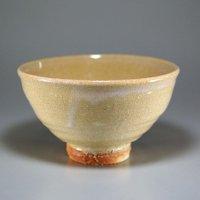 Hagi ware Senryuzan climbing kiln Japanese matcha tea bowl tsuchi taka D13.7cm