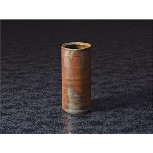 Other Images3: Bizen yaki ware High Quality Japanese vase traditional tutubana H18cm