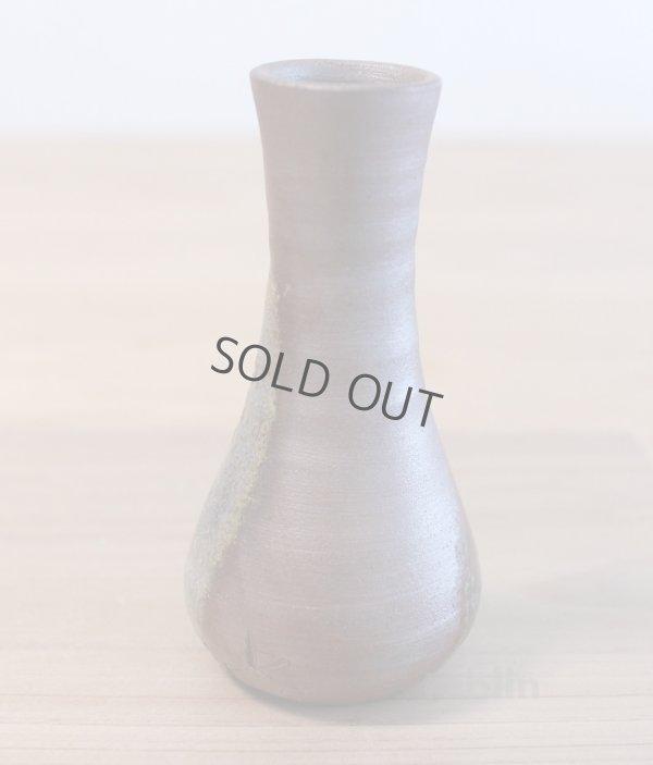 Photo2: Bizen yaki ware High Quality Japanese vase traditional Atuji Matumoto (set of 2)