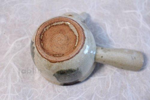Other Images2: Shigaraki Japanese tea pot kyusu sode pottery tea strainer 230ml