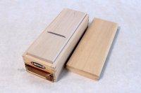 Japanese Wooden Dried Bonito Original Content Katsuobushi Shaver Plane Box