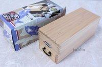 Japanese Dried Bonito Original Content Katsuobushi Shaver Plane wood Box gyoku