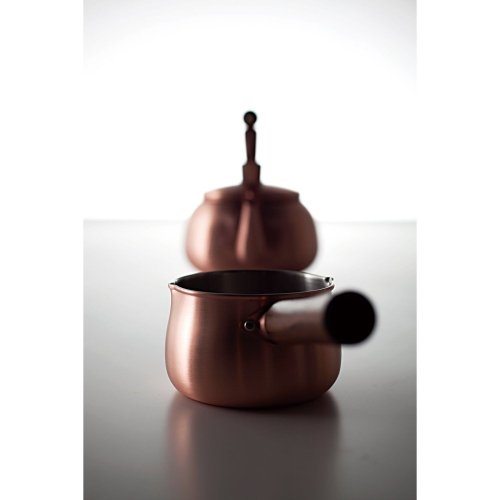 Other Images3: Wahei Pure Copper Japanese Milk pan 750ml