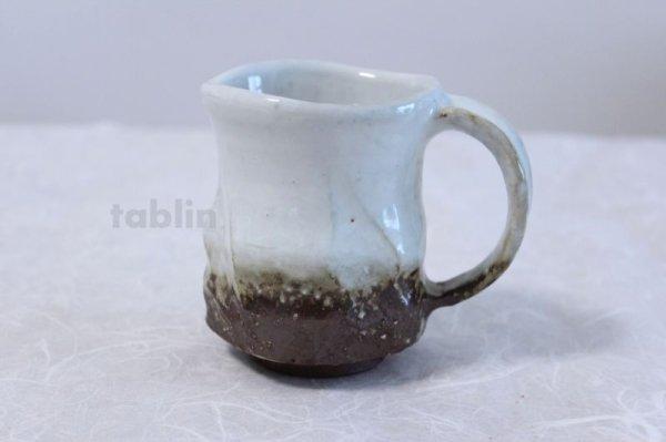 Photo1:  Mouse over image to zoom Hagi yaki ware Japanese pottery mug coffee cup Kashun Mukuhara 300ml