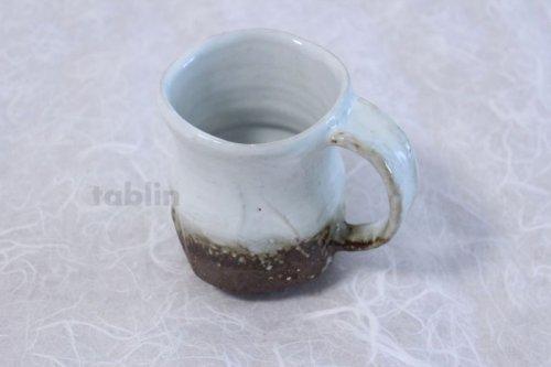 Other Images1:  Mouse over image to zoom Hagi yaki ware Japanese pottery mug coffee cup Kashun Mukuhara 300ml