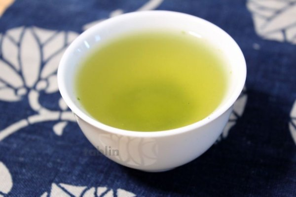 Photo3: Gyokuro Karigane High class Japanese green tea in Yame Fukuoka 100g
