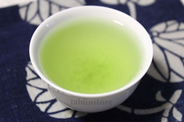 Photo2: Gyokuro Fresh top High class Japanese green tea in Uji Kyoto 100g