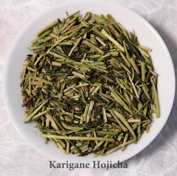 Photo1: Karigane Hojicha High class roasted Japanese green tea in Tsuchiyama Shiga 150g