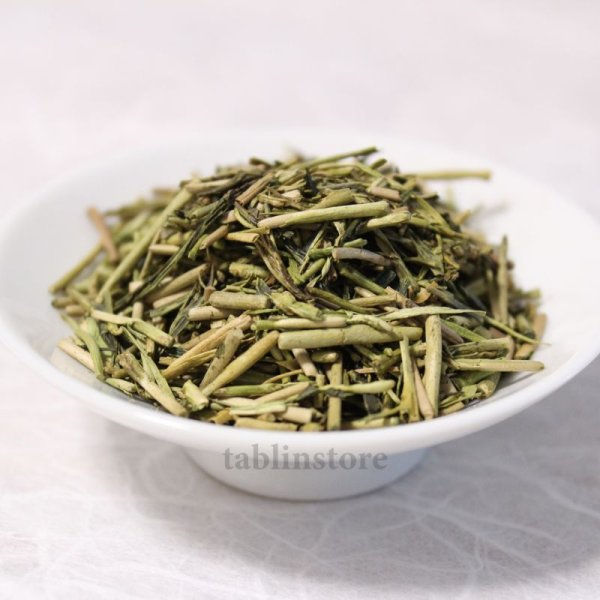 Photo2: Karigane Hojicha High class roasted Japanese green tea in Tsuchiyama Shiga 150g