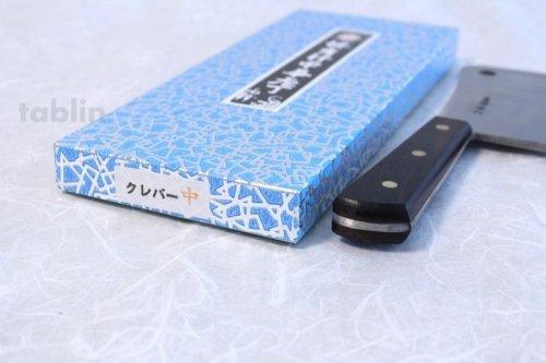 Other Images2: SAKAI TAKAYUKI CLEAVER KNIFE SK steel hole