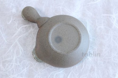 Other Images2: Tokoname yaki ware Japanese Yusamashi tea tool for Sencha hainagashi 270ml