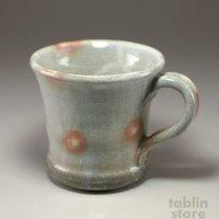 Hagi Senryuzan climbing kiln Japanese pottery mug coffee cup koten
