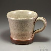 Hagi Senryuzan climbing kiln Japanese pottery mug coffee cup itumo ichi