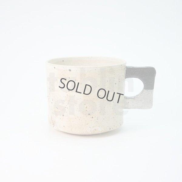 Photo1: Kiyomizu porcelain Japanese tea mug coffee cup Daisuke kobiki iroe black