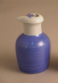 Arita imari sd Porcelain Japanese soy sauce bottle aomaki maru  100ml