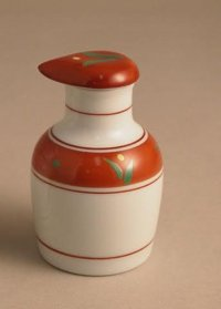 Arita imari sd Porcelain Japanese soy sauce bottle mebae  100ml