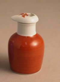 Arita imari sd Porcelain Japanese soy sauce bottle shumaki maru  100ml