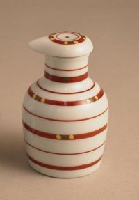 Arita imari sd Porcelain Japanese soy sauce bottle tamatuduri  100ml