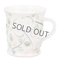 Kutani Porcelain Japanese mug coffee tea cup usagi D 8cm